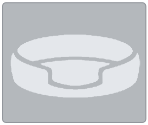 Dog Bed Icon